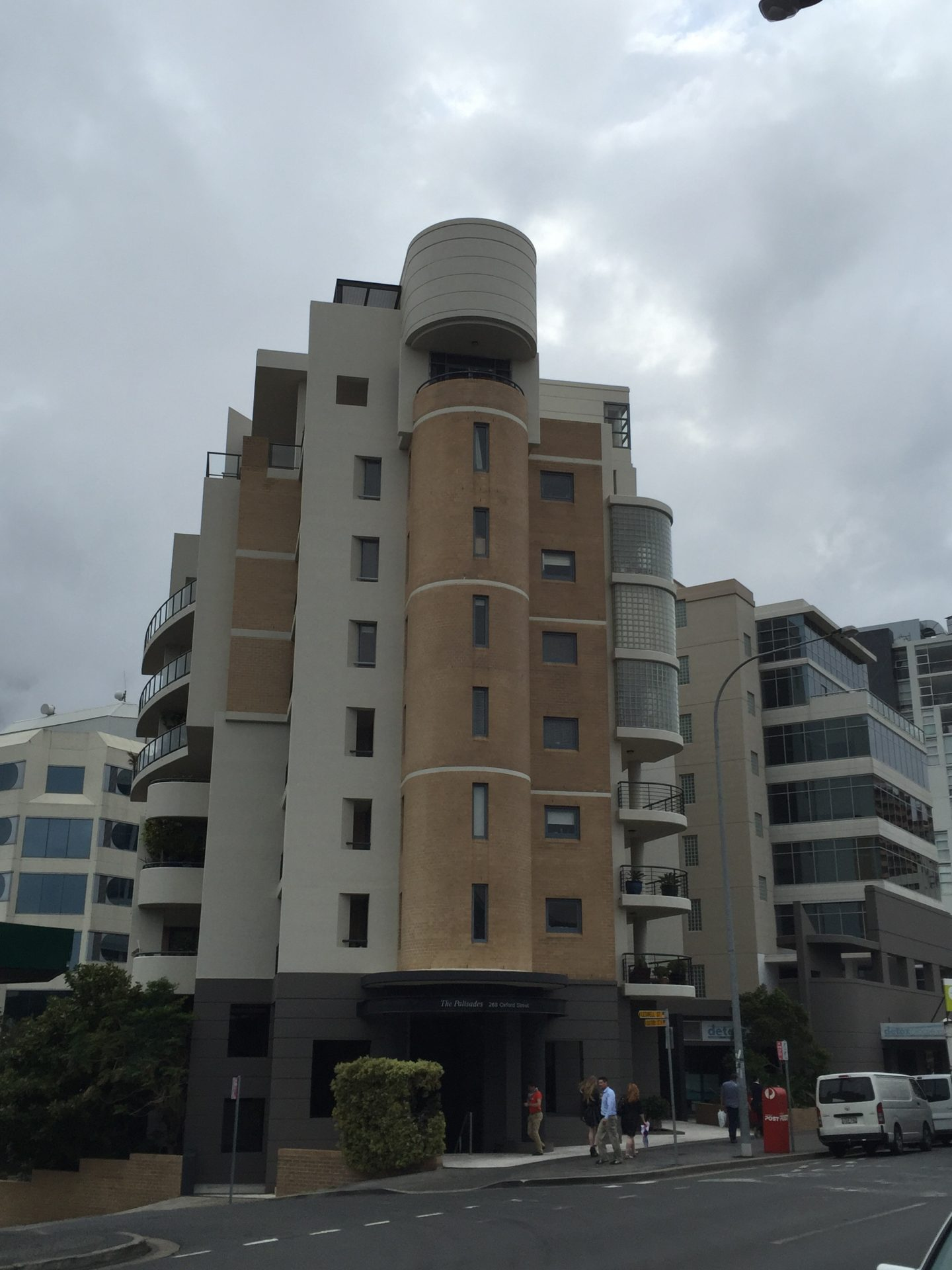 Strata Painting - North Wollongong